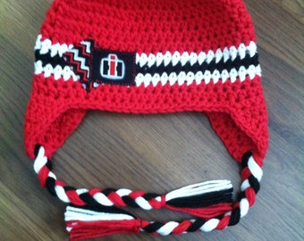 Crochet International Harvester Hat