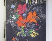 AMERICAN FABRICS No. 1 1946 RARE