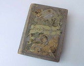 "Darling Little Victorian Book: ""For-Get-Me-Not""-A Year of Daily Bible Quotations"