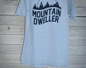 Mountain Dweller Shirt - Adult Size Small