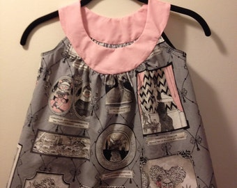 "Size 2T and 4T ""The Ghastlies'"" Toddler/Girls Dress"