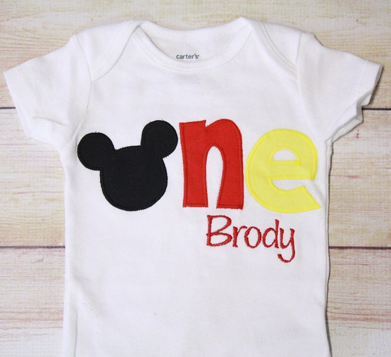 Find Great Deals On EBay For Mickey Mouse Birthday Shirt Shop With Confidence Skip
