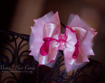 Ballerina Boutique Hair Bow