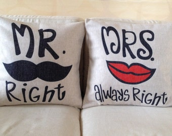 Popular Items For Mrs Always Right On Etsy