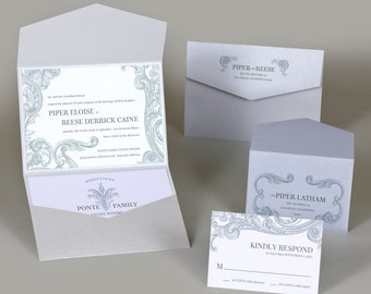 Wedding Invitations - Piper Collections