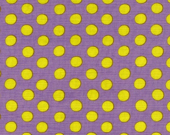 Kaffe Fassett - Spots GP70 Periwinkle - Quilt Fabric - 1/2 Yard Cotton Quilt fabric 516