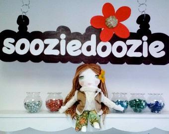 sooziedoozie, the Original Sooziedoozie Doll