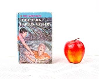 Hardy Boys Book Kindle Cover,  Nook Cover- Ereader Case- Hardy Boys- The Hidden Harbor Mystery