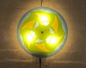LED wall sconce using the latest LED technology