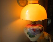 SALE....Exquisite Gone With The Wind Style Lamp, Victorian, French, Shabby Chic, French Country, Eclectic