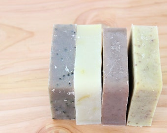 ANY FOUR BARS of Soap
