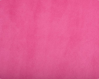 Cuddle Minky in Fuschia by Shannon Fabrics