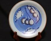 "Stangl Pottery 9"" Garden Cherry Plate"