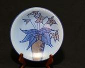 """Stangl Pottery 10"""" Venice Plate"""