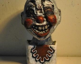 Bobo The Clown Head