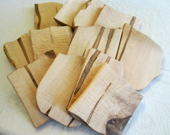 Tiger Maple Cheese Cutting boards