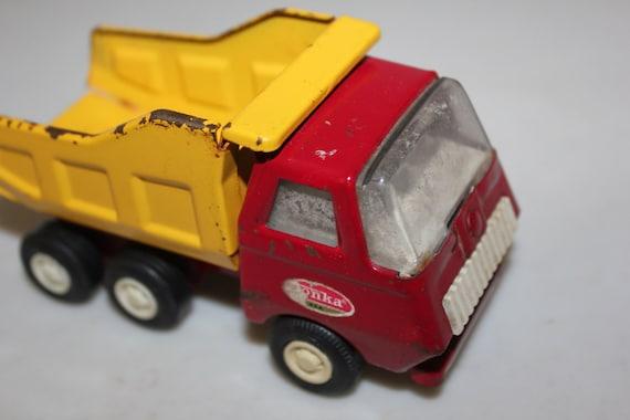 Kostenloses Foto: Dumptruck, Tonka, Lkw, Spielzeug