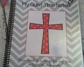 Quiet Time Daily Journal