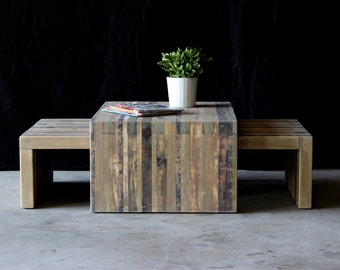 bento nesting coffee tables - small set