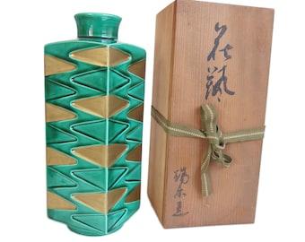 Antique Japanese Vases | Japanese MCM Ceramics