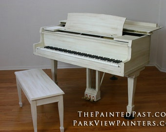 Piano Painting!!