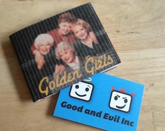 Golden Girls Duct Tape Wallet