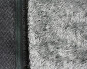 Schulte Mohair fabric for teddy bear making and crafting.