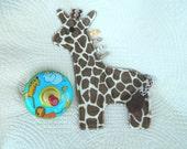 Baby Giraffe Snugglie