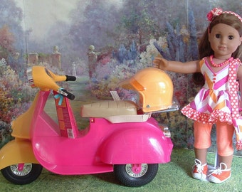 Too Cute to Scoot for American Girl