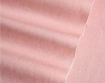 Solid Cotton Fabric - Pastel Pink - By the Yard 53080