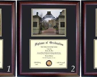 George Washington Diploma Frame