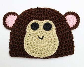 Monkey Beanie / Hat