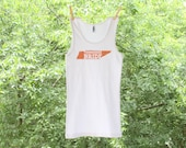 Tennessee Bride (can personalize with wedding colors) - Scoop, Vneck or Tank - GC