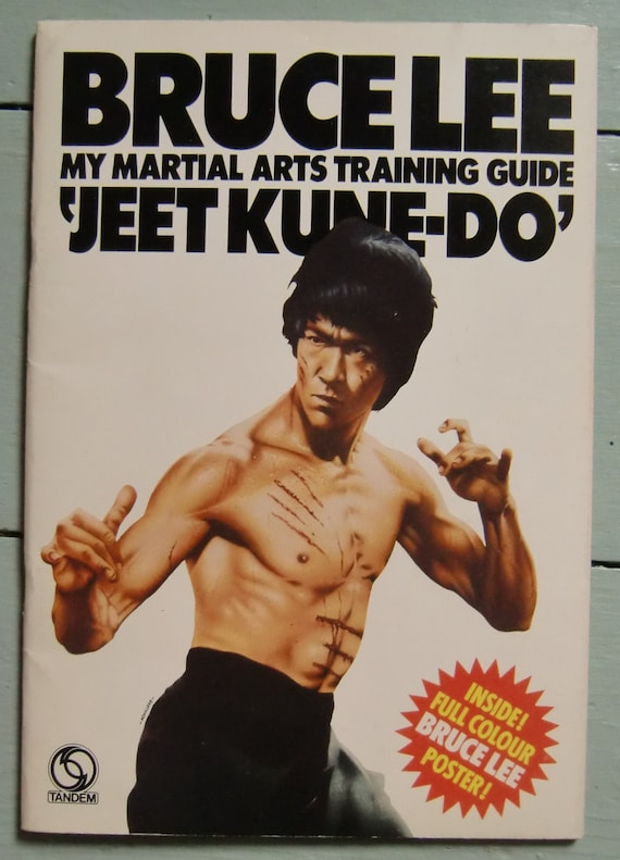 Bruce Lee - my martial arts training guide - Jeet Kune-Do 1974