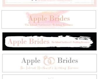 Blog Header / Etsy Banner Custom Design