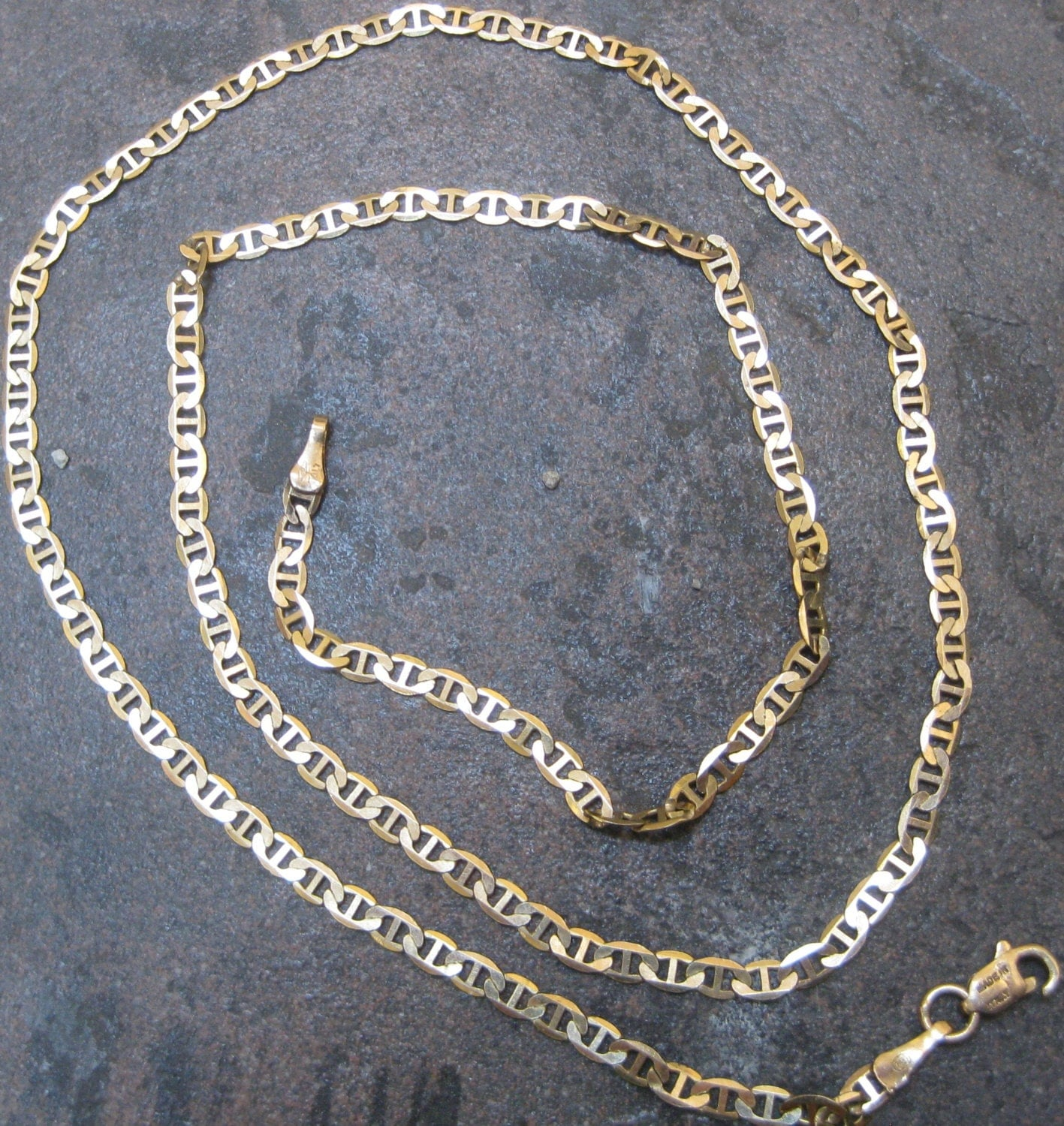 Gold Gucci Link Chain Gold Gucci Link Chain