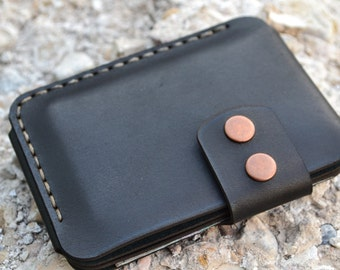 Leather Wallet, Men Wallet, Leather Card Holder Leather, Handmade