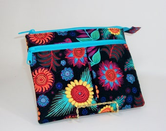 Kindle Fire Case / Nook / Kobo / Padded eReader Case