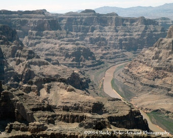 Grand Canyon West Rim Fine Art Photo Print