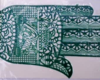 Mehndi Henna Stencil Rubber Self Stick Template Festival Wedding Bridal Henna Mehndi Reusable Designs