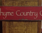Olde Thyme Country Christmas