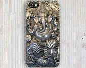 Lord Ganesha IPHONE CASE | iPhone 6/6S | iPhone 6/6S PLUS | iPhone 5/5S | iPhone 5C | iPhone 4/4S | Boho, Ancient, Indian, Elephant