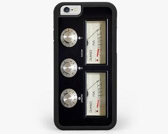 IPHONE 6 plus CASE, iPhone 6 Cover, Retro Amplifier Rubber iPhone Case
