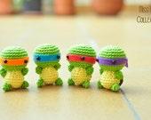 Turtle Ninja PACK