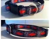 Chevy Camo Inspired Dog Collar