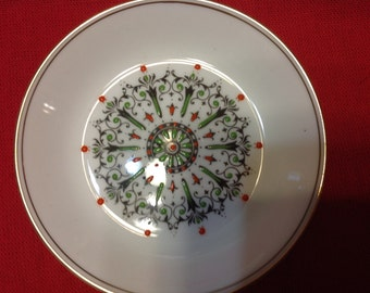 Vintage Royal Worchester Plate Bone China Made In England