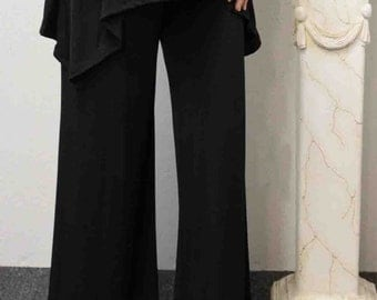 New Wide leg Travelers Pants in Regular and Plus Size. Small to 2XL