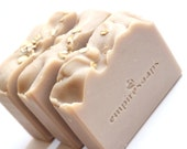 Almond Oatmeal Goats Milk Soap