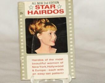 "1966 Dell Purse Book ""Star Hairdos"""