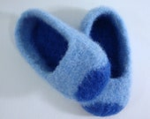 Childrens MADE TO ORDER felted wool slippers